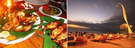 Jimbaran Bali Seafood
