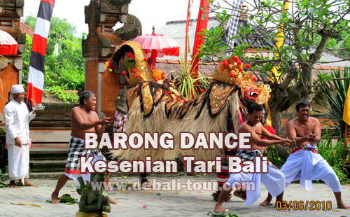 Tari Barong Dance copy